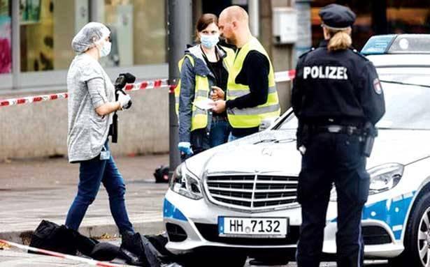 وزير داخلية هامبورج: مصابو هجوم الطعن تجاوزوا مرحلة الخطر