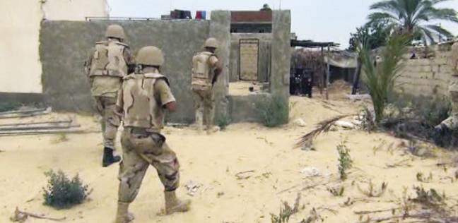 الجيش المصري يحبط عملية تهريب كبيرة بأحد معابر قناة السويس