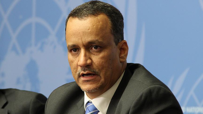 ولد الشيخ يبدأ من مسقط جولة جديدة لإحياء عملية السلام باليمن