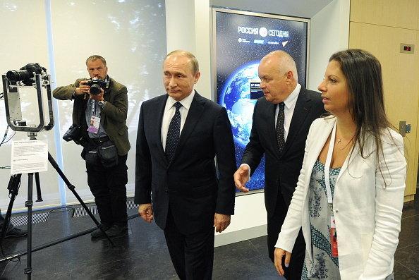 بوتين لا يستبعد الترشح في الانتخابات الرئاسية عام 2018