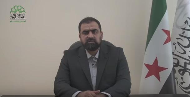 القائد الجديد لحركة احرار الشام السورية يعترف بضعف حركته
