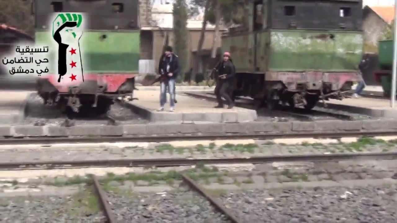 الجيش السوري الحر يدين الهجوم على مقراته في الغوطة الشرقية