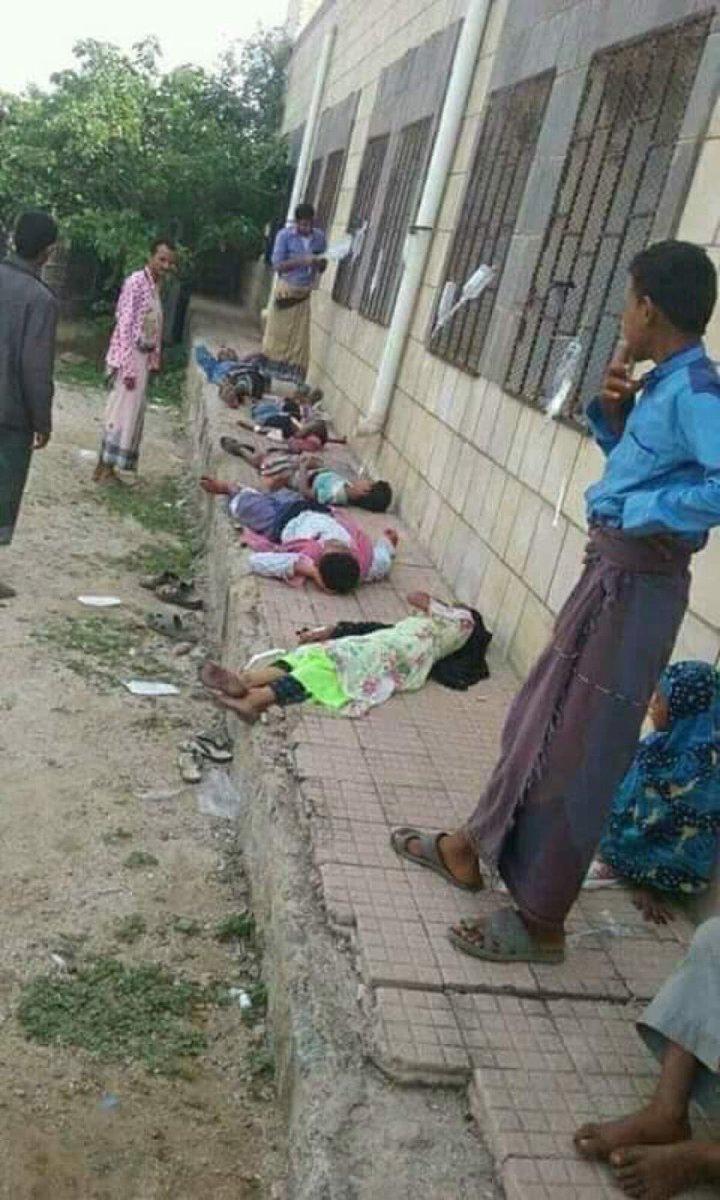 عدد ضحايا إغلاق مطار صنعاء أكبر من قتلى الغارات الجوية
