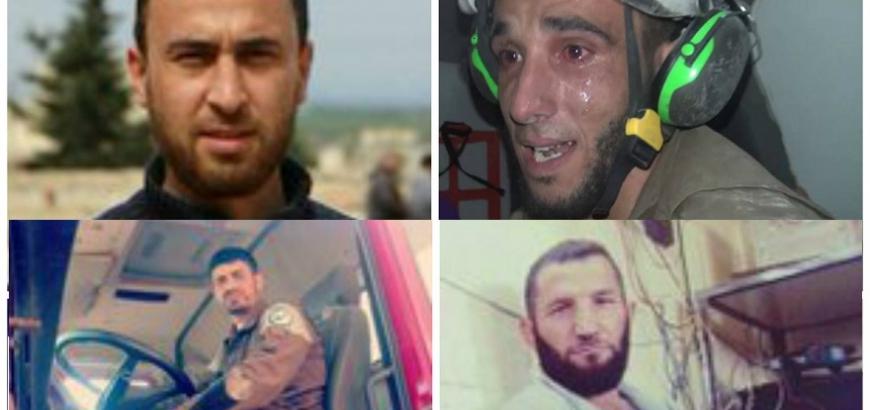 أردوغان يفاوض  روسيا وايران حول ادلب وسرمين تشييع ضحاياها