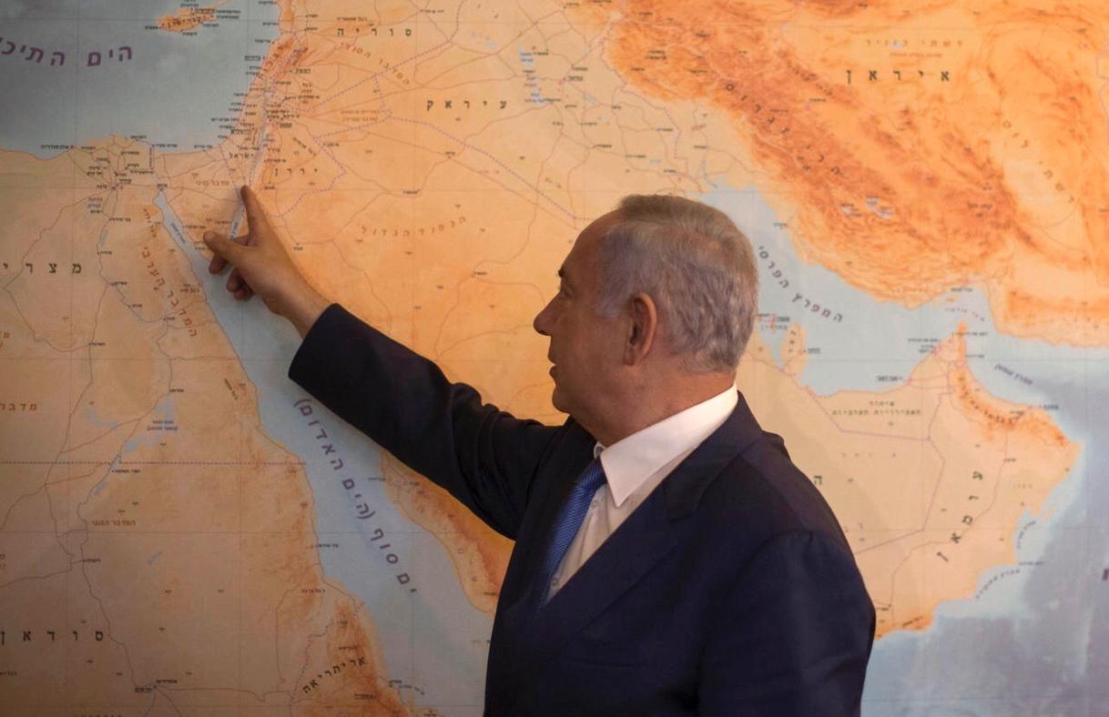 نتنياهو يحذر: إيران توسع نطاق نفوذها في سورية