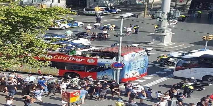 إلقاء القبض على 3 مغاربة واسباني في هجومي برشلونة وكامبريلس