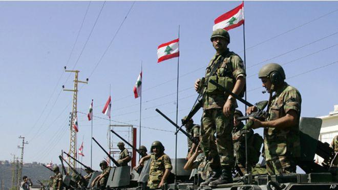 """الجيش اللبناني يسيطر على 80 كم من مساحة """"داعش"""" في الجرود"""