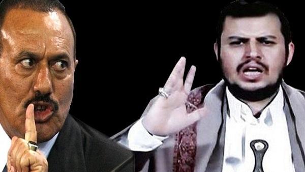 الحوثيون يعلنون الاتفاق على إنهاء كافة التوترات مع حليفهم صالح