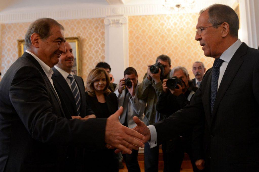 """منصة موسكو ترفض حضور الرياض2 وتقول إنه """"إضاعة للوقت"""""""