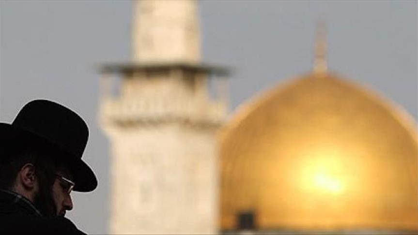 الطيبي: المخطط الإسرائيلي لتقسيم المسجد الأقصى ما زال قائما
