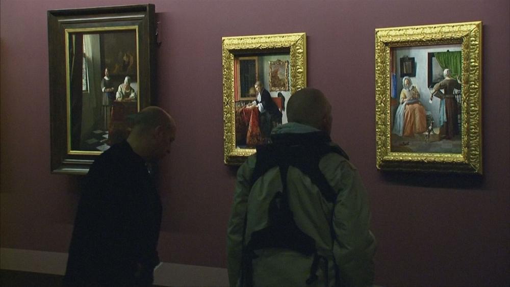 معرض في نيويورك لا يعرض سوى أعمال الرسامين الكبار في السن