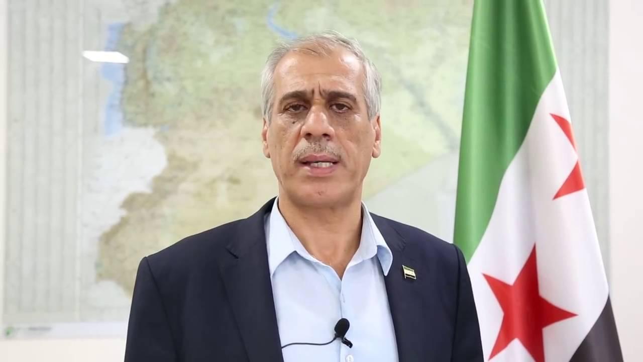 جواد أبو حطب، رئيس الحكومة المؤقتة،