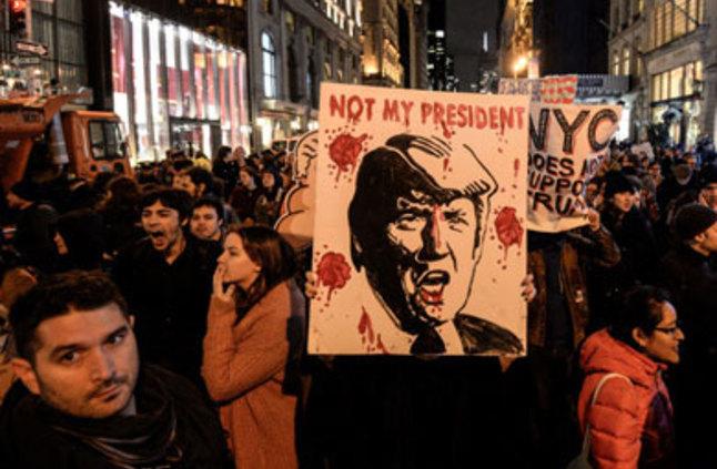 احتجاجات على قرار ترامب إلغاء برنامج حماية المهاجرين الصغار