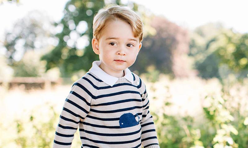 الأمير جورج الصغير