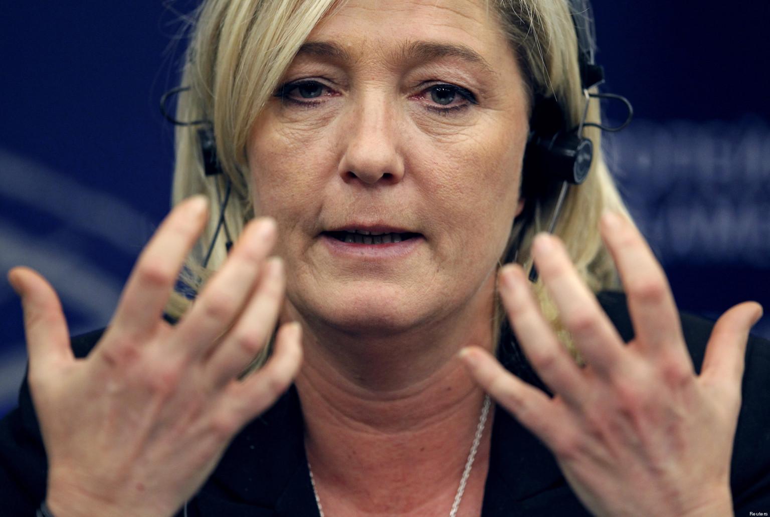 مارين لوبان تعتزم تحويل حزبها إلى قوة رئيسية للمعارضة