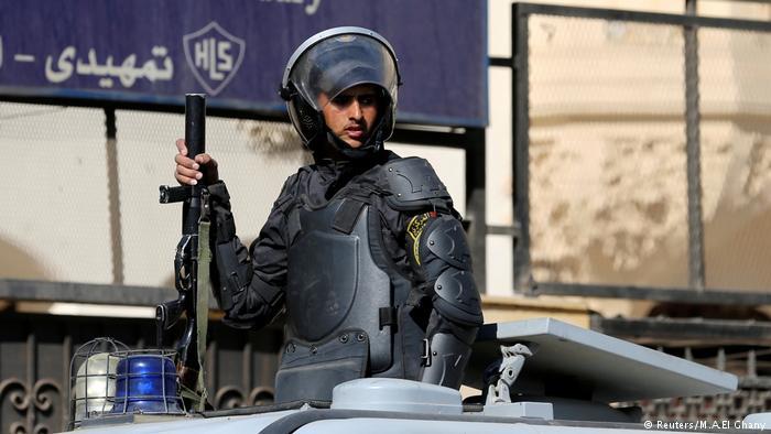 """مقتل تسعة """"إرهابيين"""" وإصابة خمسة من قوات الأمن بالجيزة"""