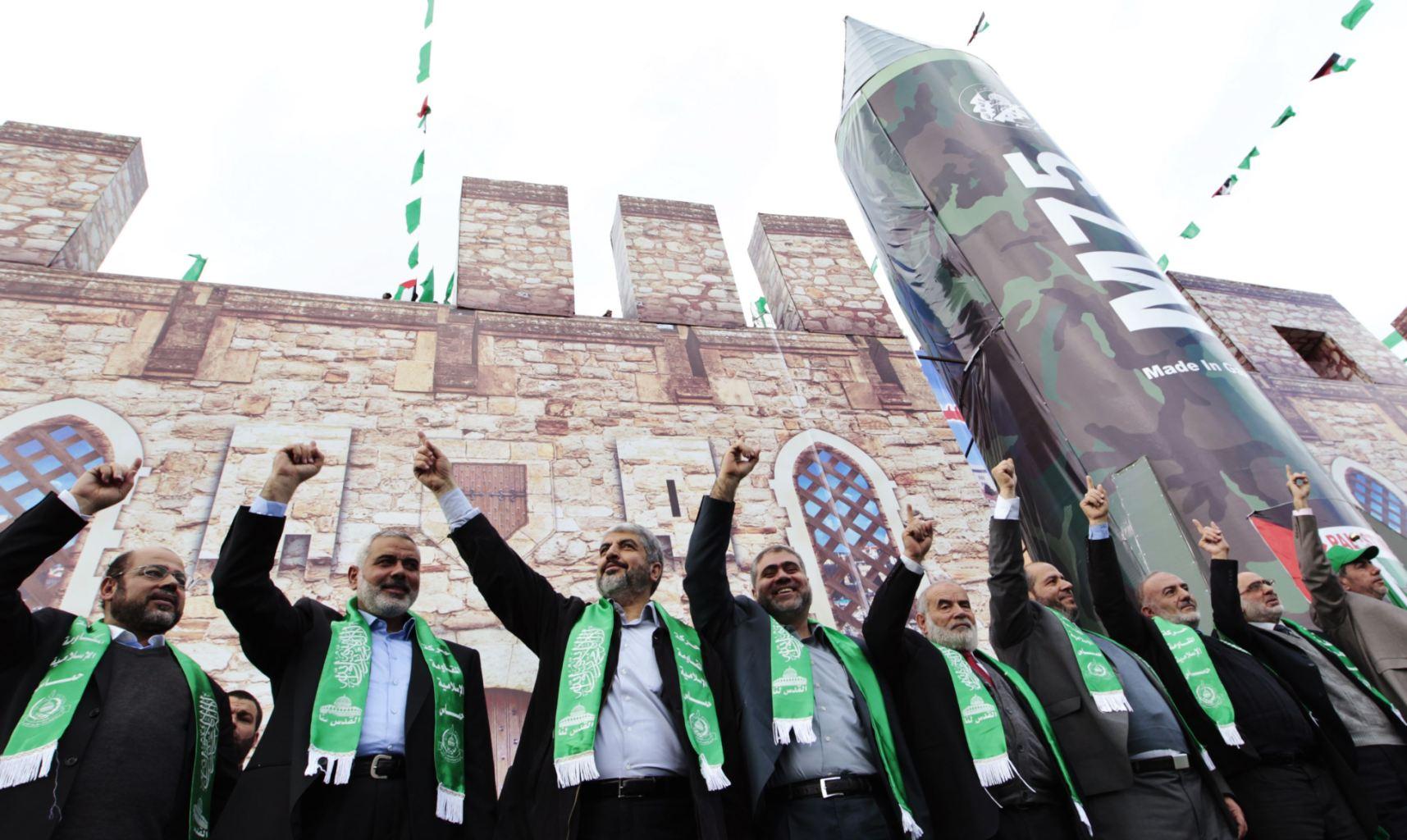 حماس تدعو لإعادة النظر باتفاق أوسلو بعد 24 عاما على توقيعه