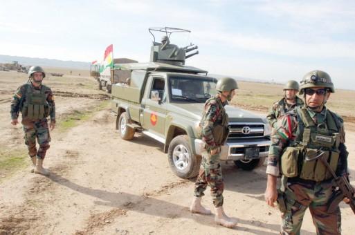 إيران تغلق حدودها البرية مع إقليم كردستان العراق