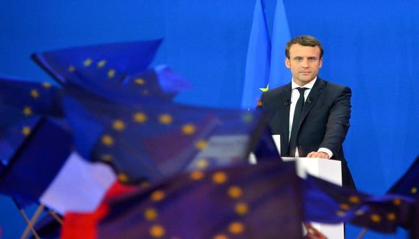 """مقترحات ماكرون """"لإعادة تأسيس"""" الاتحاد الأوروبي"""