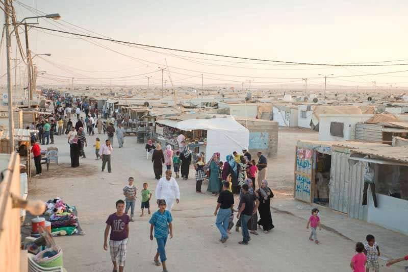 الأردن : ترحيل مستعجل للاجئين سوريين