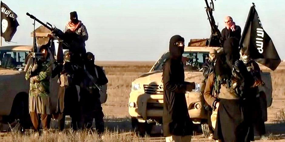 مسؤول أمريكي:المعركة الحاسمة مع داعش على حدود سوريا والعراق