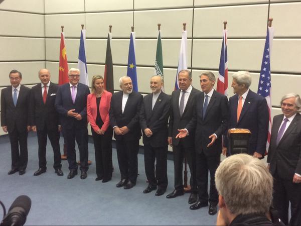 الخارجية الروسية تحث اميركاعلى الالتزام بالاتفاق النووي الايراني