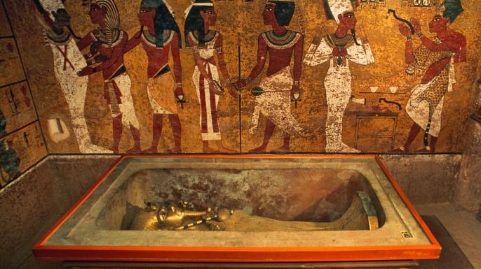 الأقصر المصرية تحتفل بمرور 200 عام على مقبرة الملك سيتي الأول