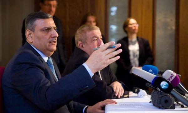 مرشحون لخلافة رياض حجاب في الهيئة السورية العليا للمفاوضات