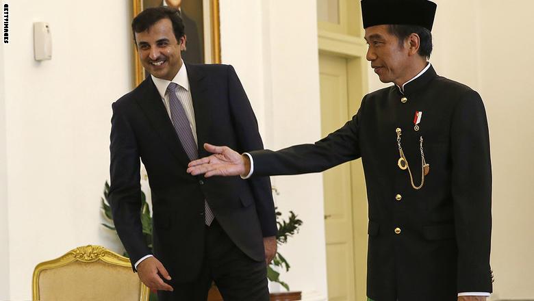 أمير قطر عن الأزمة الخليجية : كلنا إخوان.. وكلنا خاسرون
