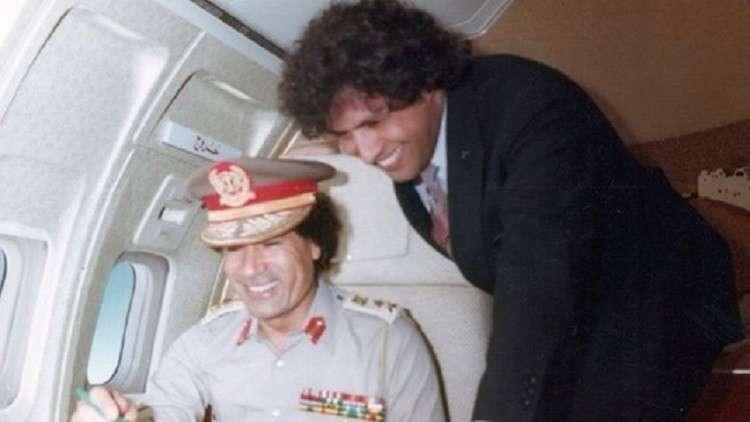 أحمد قذاف الدم  يعد كتابا عن أيامه مع معمر القذافي