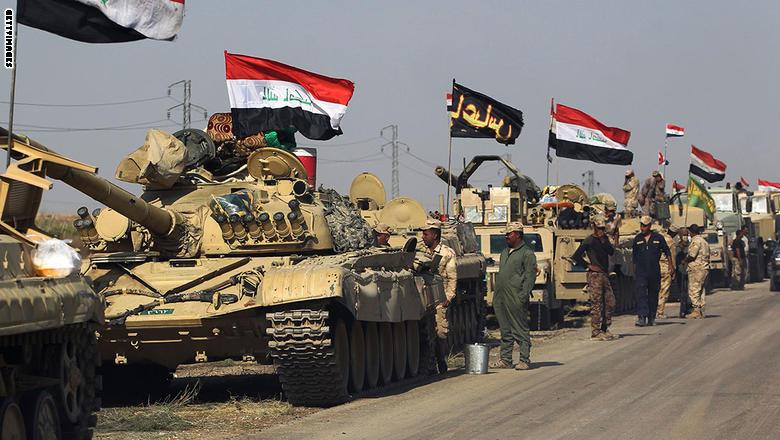 إدارة مشتركة للمناطق المتنازع عليها بين بغداد واربيل