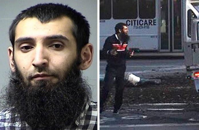 منفذ هجوم نيويورك اتبع تعليمات تنظيم داعش بالتفصيل