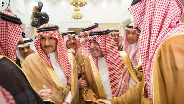 فيتش : توقيفات السعودية تفيد الإصلاح والخطر في  تمركز السلطات
