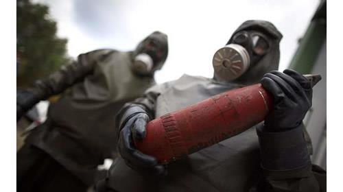 روسيا تعرقل للمرة الثالثة تحقيق السلاح الكيميائي في سوريا