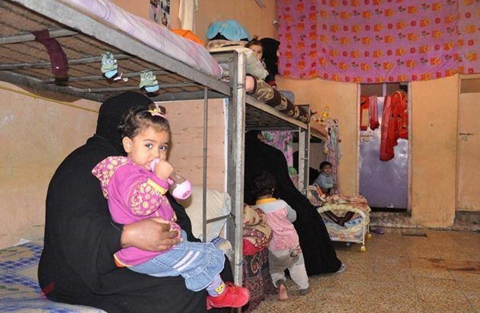 ألمانيا تسعى لاستعادة أبناء وأقارب الدواعش الألمان من العراق