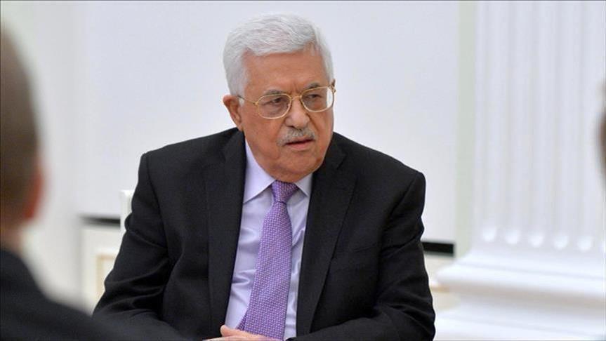 ابومازن : أي اعتراف أمريكي بالقدس عاصمة لإسرائيل مرفوض