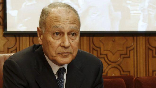 أبو الغيط: التلاعب بوضعية القدس يضاعف عدم الاستقرار بالمنطقة
