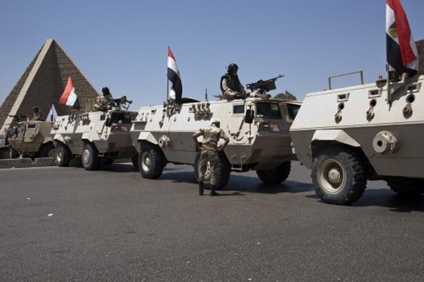 المانياعلى علم بانتهاكات مصر لحقوق الإنسان في سيناء