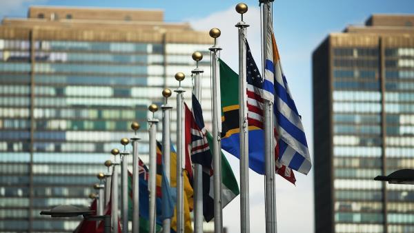 128 دولة تدين واسرائيل ترفض قرار الأمم المتحدة بشأن القدس