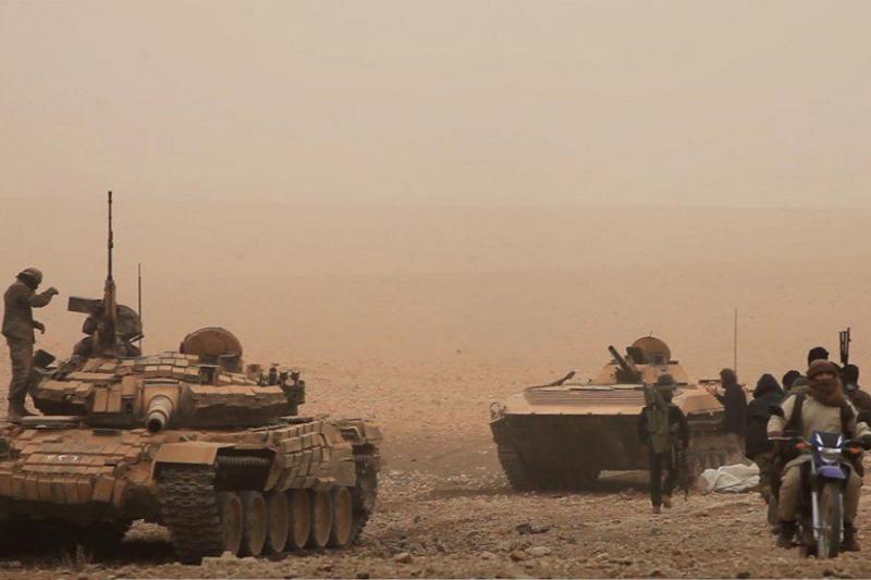 الثوار يستعيدون تل سكيك.. وقوات الأسد تعجز عن سحب قتلاها