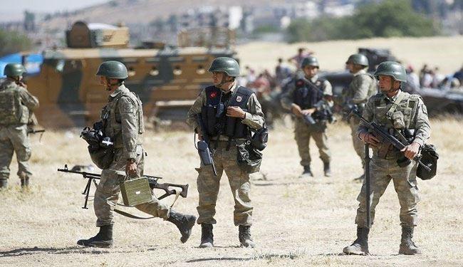الجيش السوري يستهدف وفداً عسكرياً تركيا في ريف حلب