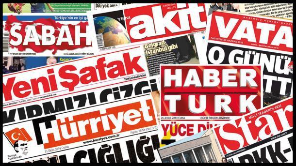 صحف تركية تصف الائتلاف المحتمل في ألمانيا بالنازي والغبي