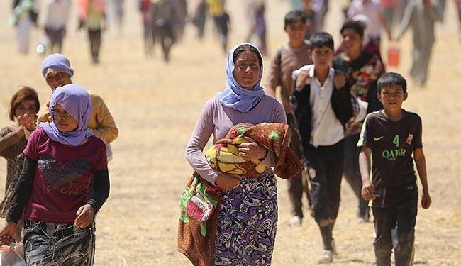 استغاثات لإنقاذ ما تبقى من الايزيديين  في سنجار