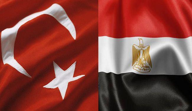 مصر تعرب عن قلقها بشأن ضبط سفينة محملة بمتفجرات متجهة لليبيا