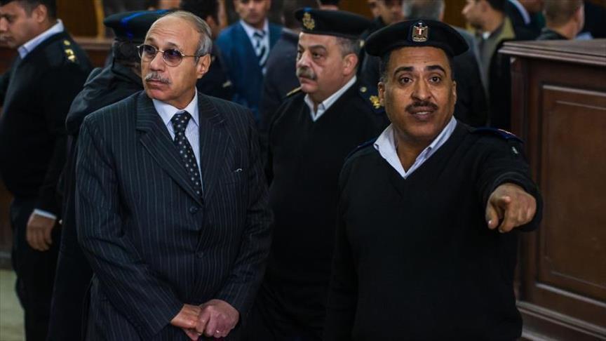 """وزير داخلية """"مبارك"""" يغادر محبسه قبل أيام من ذكرى ثورة يناير"""