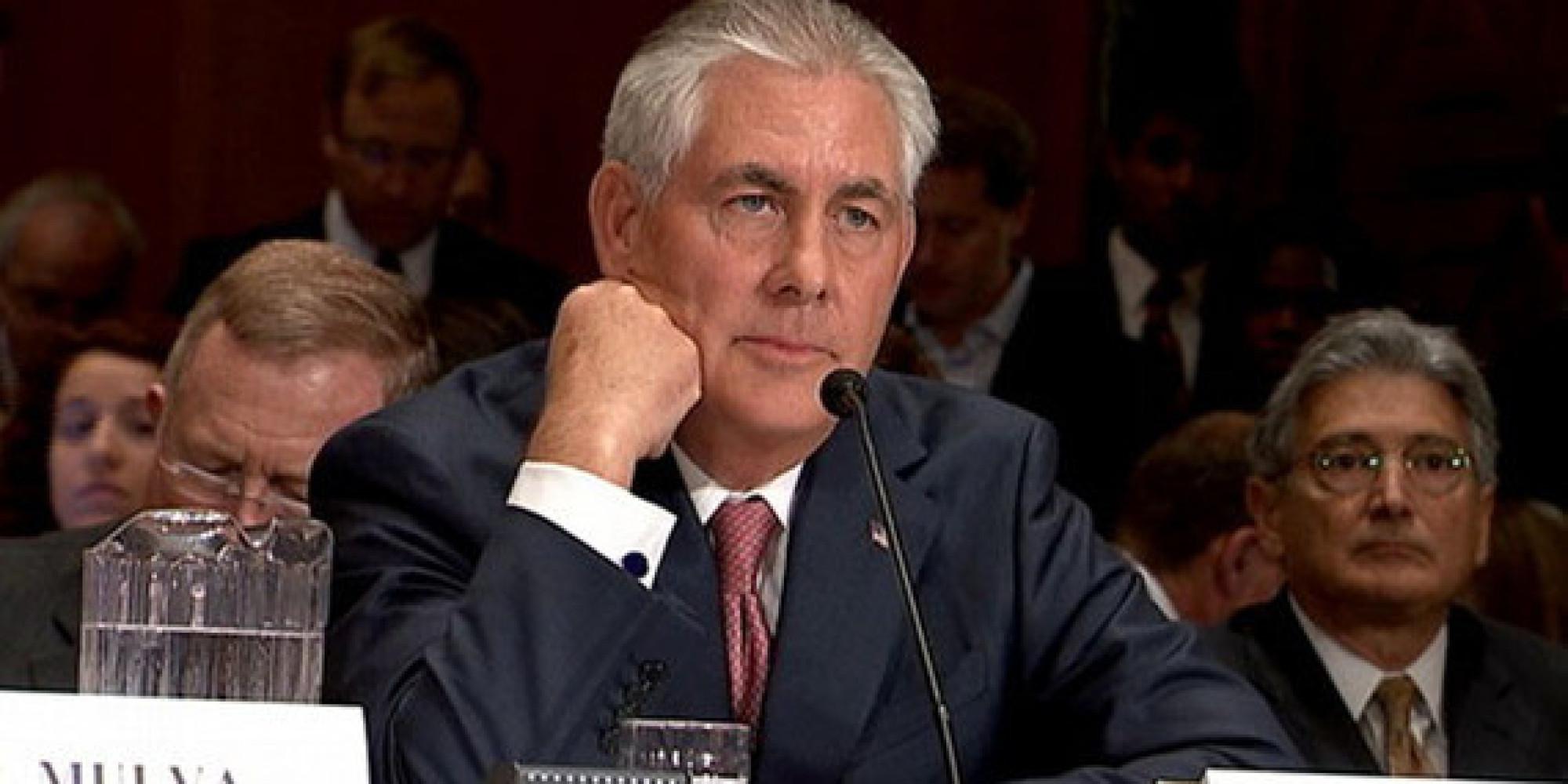 """تيلرسون يدعو إلى """"الصبر"""" حتى رحيل الأسد عن حكم سورية"""