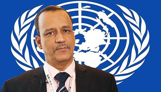 استقالة مبعوث الأمم المتحدة لليمن إسماعيل ولد الشيخ أحمد