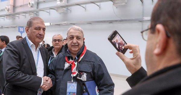 """تركيا تطالب بتحقيق لظهور """"معراج"""" في """"سوتشي"""""""