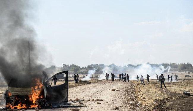 """الامم المتحدة تدعو لوقف """"الاعمال العدائية"""" شهرا في سوريا"""