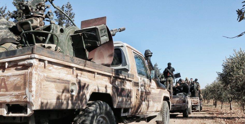 مقتل جندي تركي في هجوم على نقطة مراقبة في إدلب السورية
